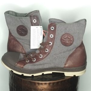 CONVERSE BOOT - men's leather and wool boot